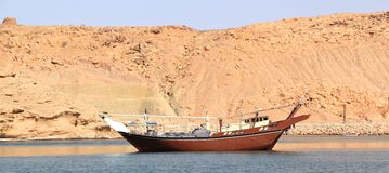 Dhow, Oman Royalty Free Stock Photo