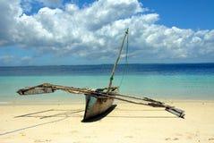 Dhow von Tanzania Lizenzfreies Stockbild