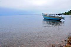 Dhow von Tanzania stockbild