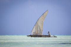 Dhow Stock Image