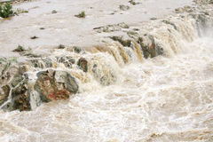 Dhuandhar fall, Jabalpur Royalty Free Stock Photo