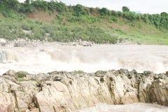 Dhuandhar fall & the beautiful rock exposures, Jabalpur, India Stock Images