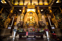 DHUDDA IN CHINEES Stock Afbeelding