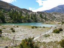 Dhumba lake, Nepal Stock Image