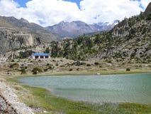 Dhumba lake, Nepal Royalty Free Stock Image