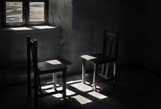 Diálogo abstracto foto de archivo