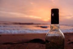 Diários da praia! Fotografia de Stock