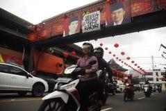 DIÁSPORA CHINESA Imagem de Stock