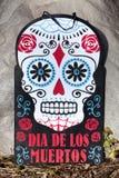Diâmetro De Los Muertos foto de stock