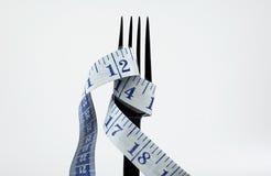 Diät lizenzfreies stockfoto