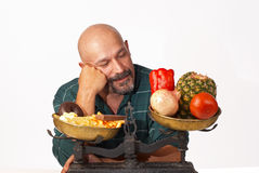 Diätbeweggrund Stockbild