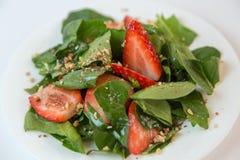 Diätetischer Salat Stockfoto