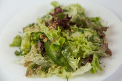Diätetischer Salat Stockfotos