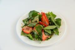 Diätetischer Salat Stockbilder