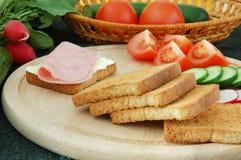 Diätfrühstück Stockfotos