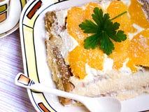Diätkuchen lizenzfreie stockfotografie