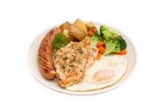 Diätlebensmittel, sauberes Essen, Frühstück Stockfotos