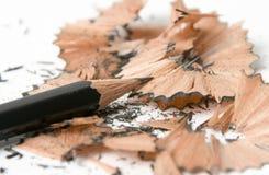 Dièse de crayon Photo libre de droits