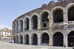 Di Βερόνα χώρων αμφιθεάτρων Veronese στοκ φωτογραφία με δικαίωμα ελεύθερης χρήσης