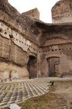 Di Ιταλία Ρώμη caracalla terme Στοκ φωτογραφία με δικαίωμα ελεύθερης χρήσης
