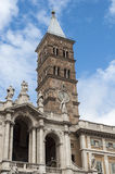 Di Σάντα Μαρία Maggiore βασιλικών Στοκ εικόνες με δικαίωμα ελεύθερης χρήσης