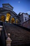 Di Амальфи Duomo Стоковые Фотографии RF