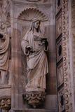 Di Павия Certosa Италия стоковая фотография
