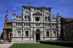 Di Павия Certosa, Павия, Ломбардия, Италия стоковые фото
