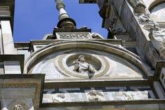 Di Павия Certosa стоковые фотографии rf