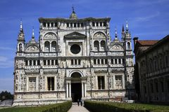 Di Павия Certosa стоковая фотография