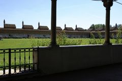 Di Павия Certosa стоковые фото