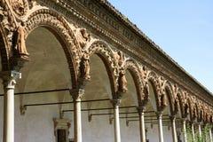 Di Павия Certosa стоковые изображения
