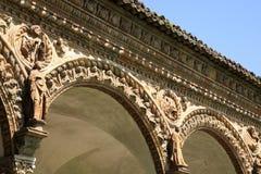 Di Павия Certosa стоковые изображения rf
