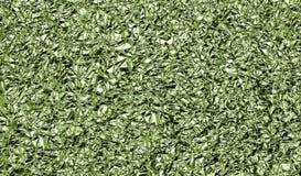 di alluminio sgualcito Fotografie Stock Libere da Diritti