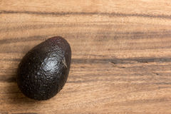 Di avocado sano Fotografie Stock