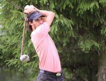 Di Bagnolo en el golf Prevens Trpohee 2009 Imagenes de archivo