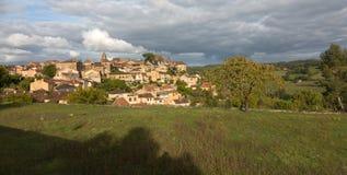 ` di Belves del ` - la Dordogna - Francia Fotografia Stock