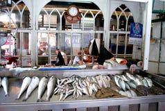 Di Bolhao, Oporto di Mercato del Pesce Immagine Stock Libera da Diritti