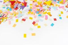 di coriandoli colorati Multi da pape immagine stock libera da diritti