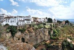 Di de Città Ronda - Spagna Image stock