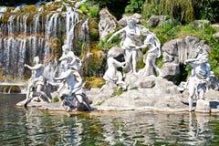 Di de Reggia Caserta - Italie Photos stock