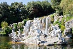 Di de Reggia Caserta - Italie image libre de droits