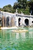 Di de Reggia Caserte - Italie photo stock