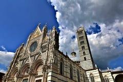 Di duomo Ιταλία Σιένα Στοκ φωτογραφίες με δικαίωμα ελεύθερης χρήσης