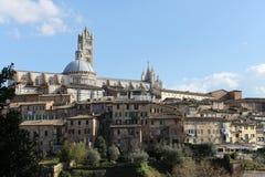 Di Duomo Σιένα - Ιταλία Στοκ εικόνα με δικαίωμα ελεύθερης χρήσης