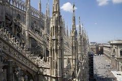 di duomo Milan Photographie stock libre de droits