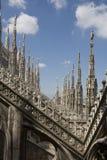 di Duomo Milano Obraz Stock