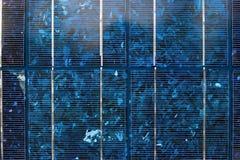 Di energia solare Usato spesso di modello di Simpel dentro Immagine Stock