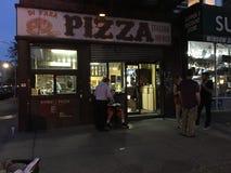 Di Fara Pizza Lizenzfreies Stockbild