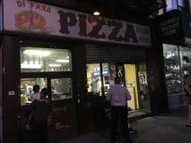 Di Fara Pizza In Brooklyn, New York Stockbild
